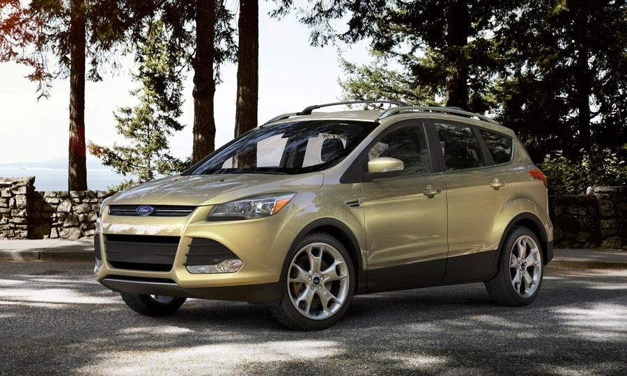 Ford released the original model in 2000 for the 2001 ...
