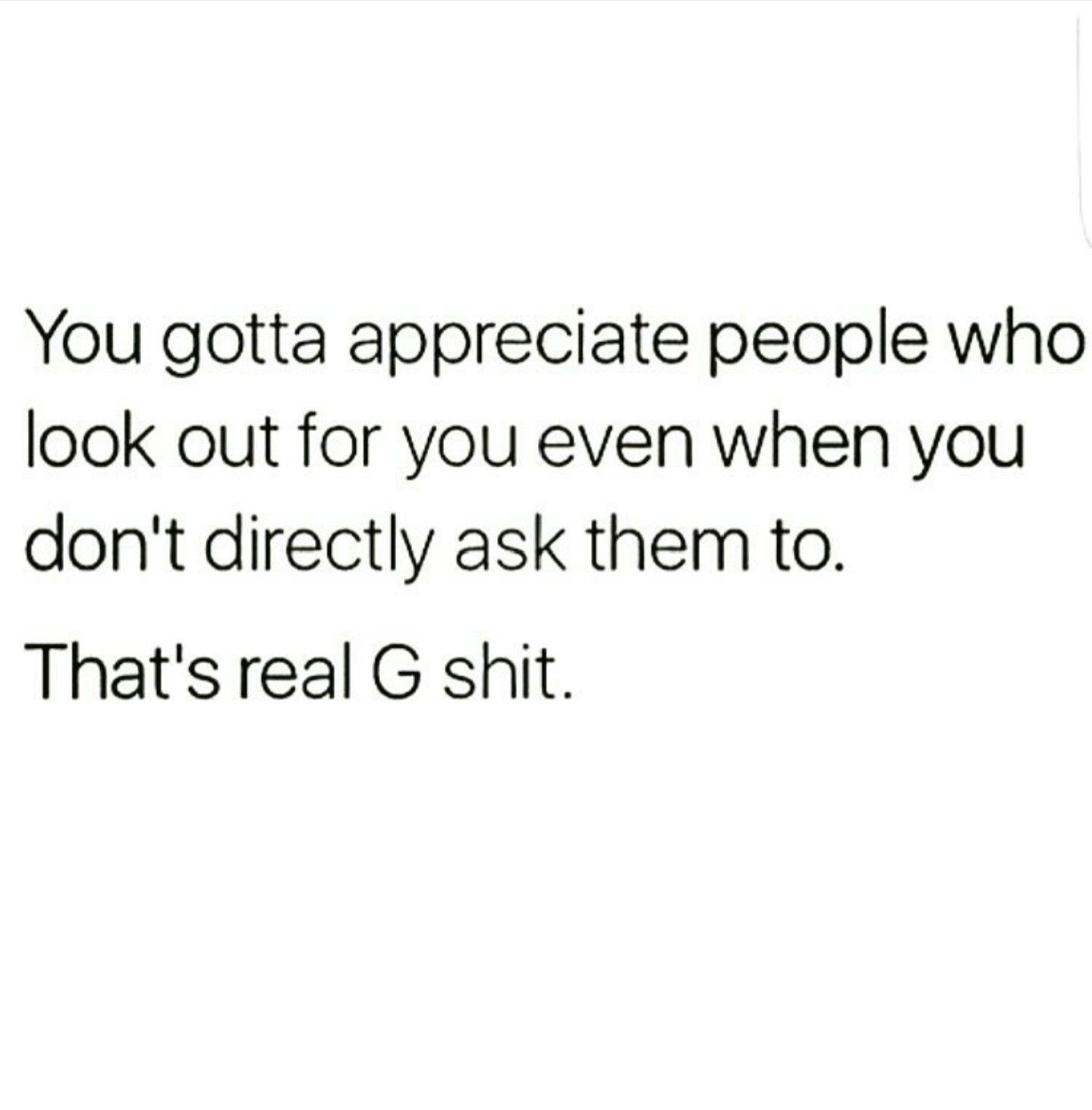Real G shit  yep! I may not know you for years but I'll have