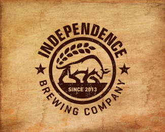 Independence Logo Design