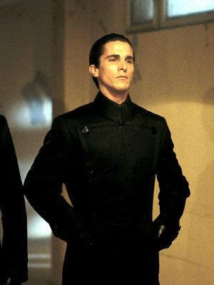"""Christian Bale. Particularly in """"Equilibrium"""". Because duh."""