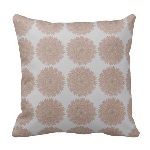 Lacy Reversible Throw Pillow