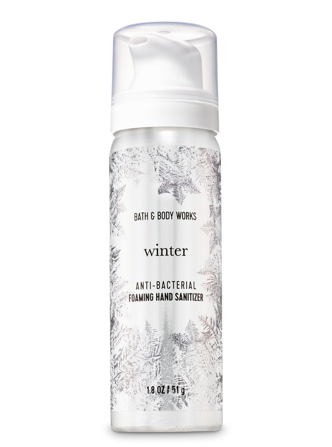 Winter Foaming Hand Sanitizer Hand Sanitizer