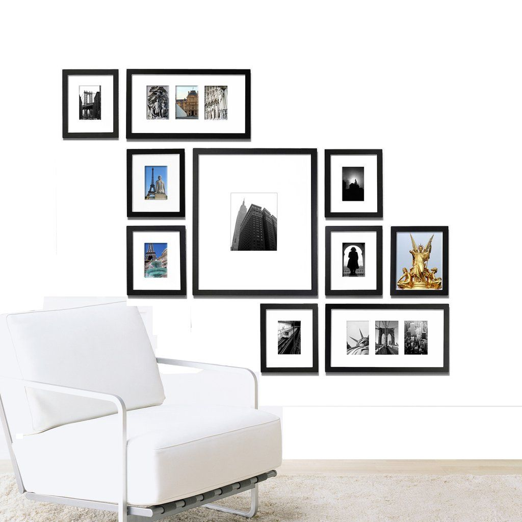 Black 1 inch > Perfect Picturewall with FREE U.S. Shipping   Frame ...