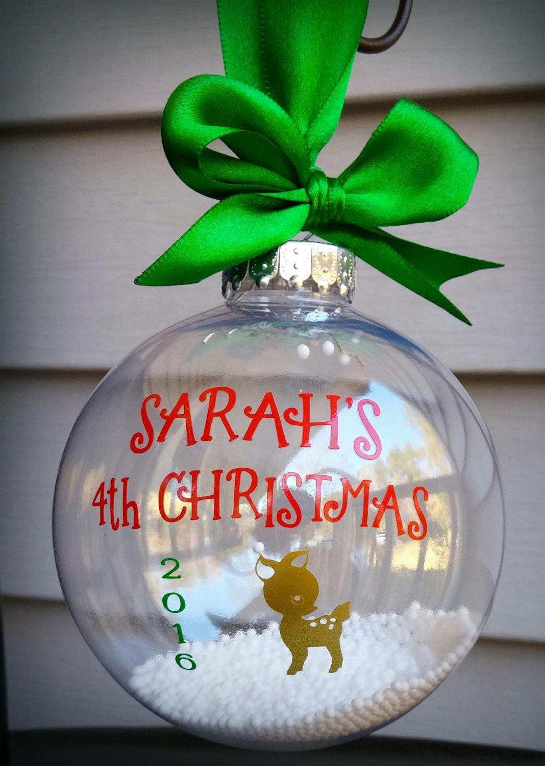 Christmas Ornament For Baby Girl Child S Ornament Baby S First Christmas Baby S Second Chri Christmas Ornaments Baby First Christmas Ornament Circuit Crafts