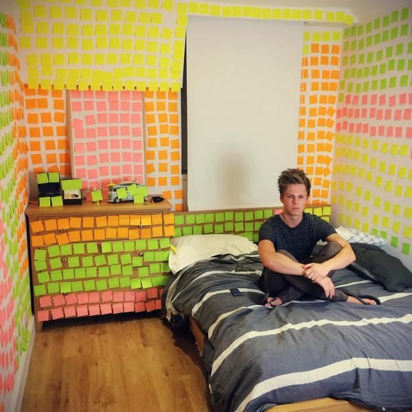 YouTube Star Pranks His Roommate For An Entire Week After