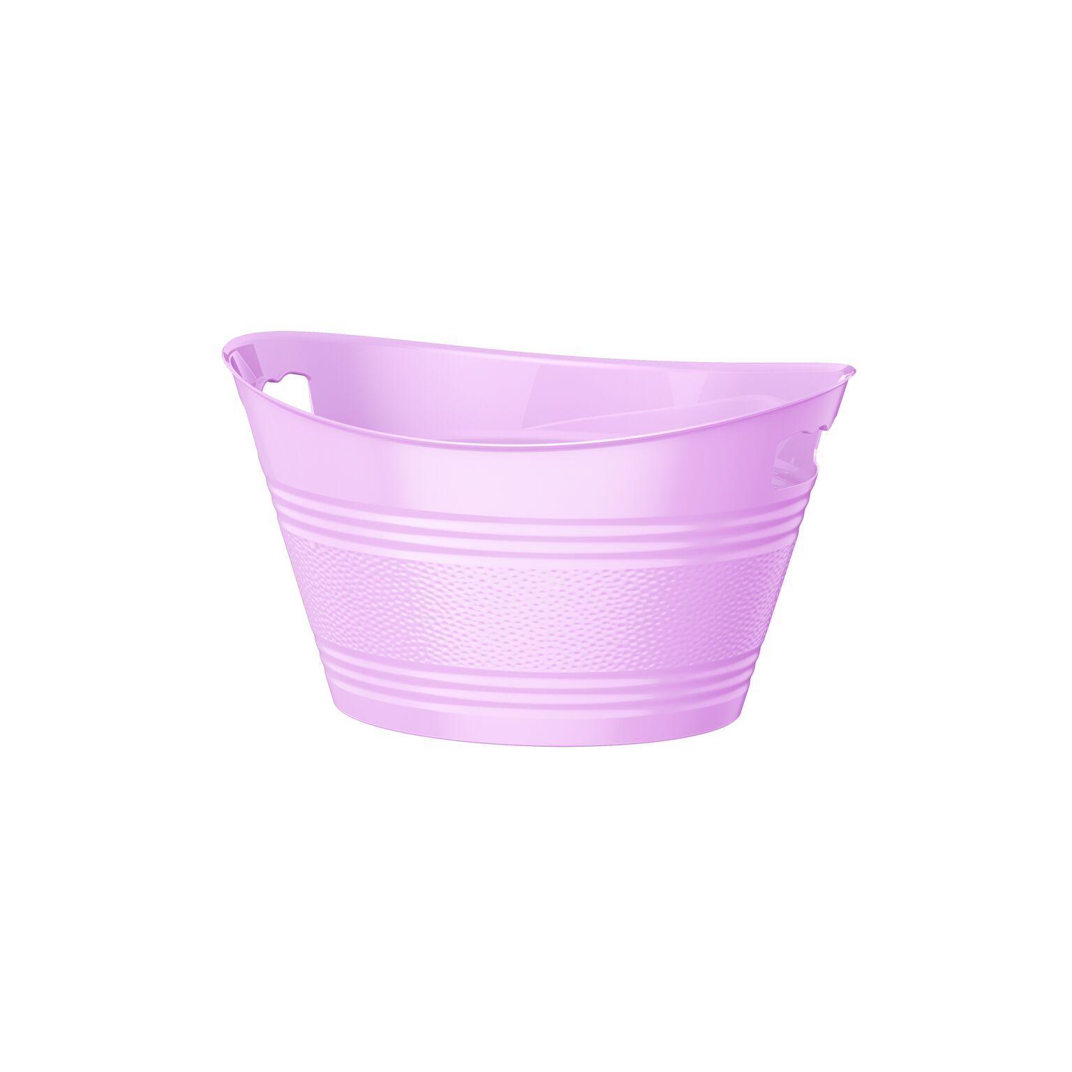 1 Gallon The Bucket Lavender Macaroon Bucket