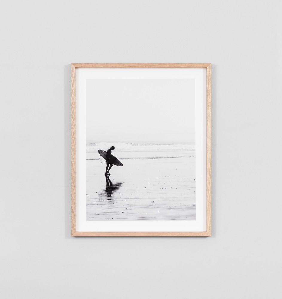 Morning Surf\' framed photographic print 64x79cm | Art | Photography ...