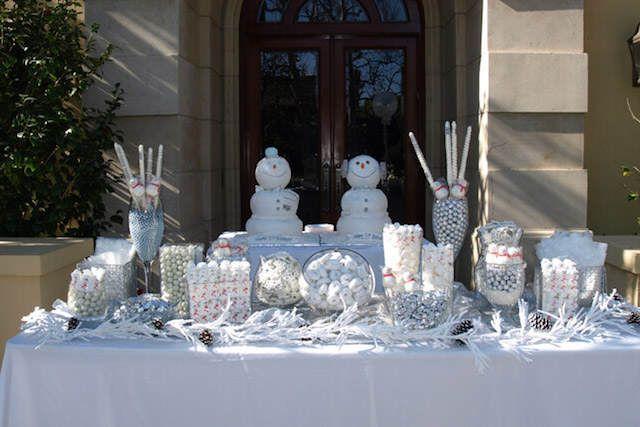 decoracion de fiesta de frozen una aventura congelada - Buscar con Google
