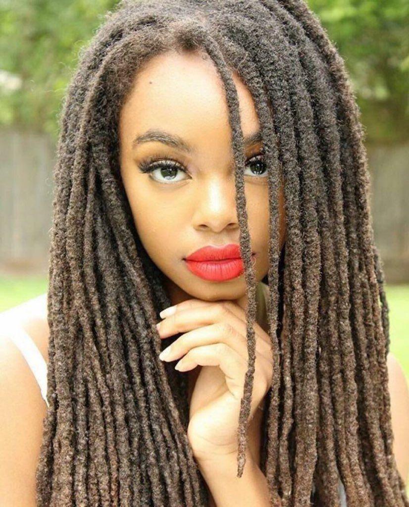 Mzilikazi Wa Afrika On Twitter Beautiful Dreadlocks Natural Hair Styles Hair Styles