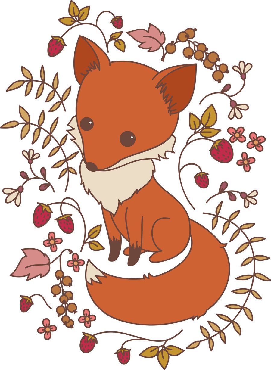 How to create a hand drawn fox illustration in adobe illustrator in this tutorial you will learn how to create a hand drawn illustration of this adorable fox you will need some basic drawing skills and most of all a good baditri Image collections