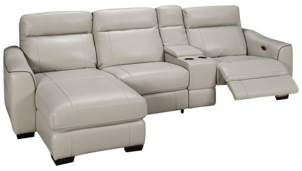 Htl Sofa Range Corner Bed Gumtree Manchester Furniture Dustin 4 Piece Leather Power Reclining Sectional Jordan S