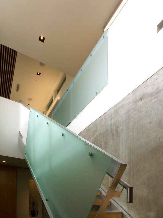 Home Design and Interior Design Gallery of Awesome Details House In Sausalito Hall Wooden Staircase
