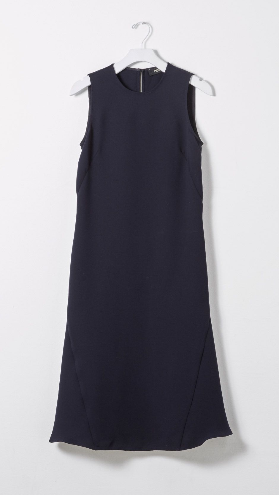 Barometer Navy Sleeveless Dress by Rachel Comey