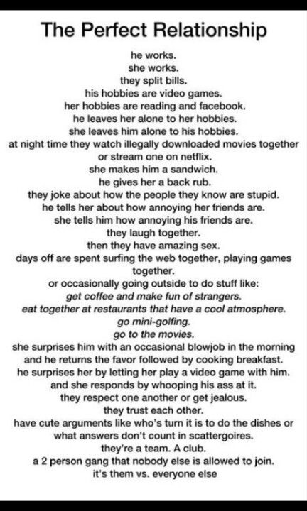Perfect Relationship Pretty Funny Boyfriend Quotes Relationship Quotes Words