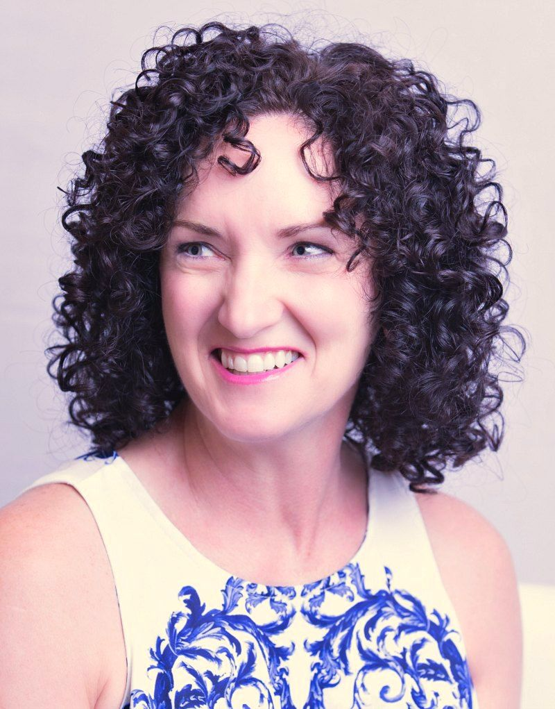 Cute Curly Hairstyles for Women Over 50 | Curly hair ...