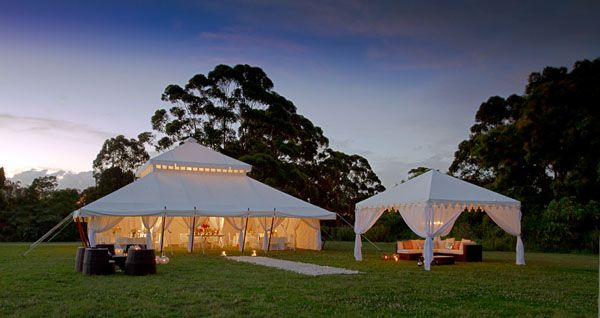 WEDDING MARQUEE HIRE & STYLING