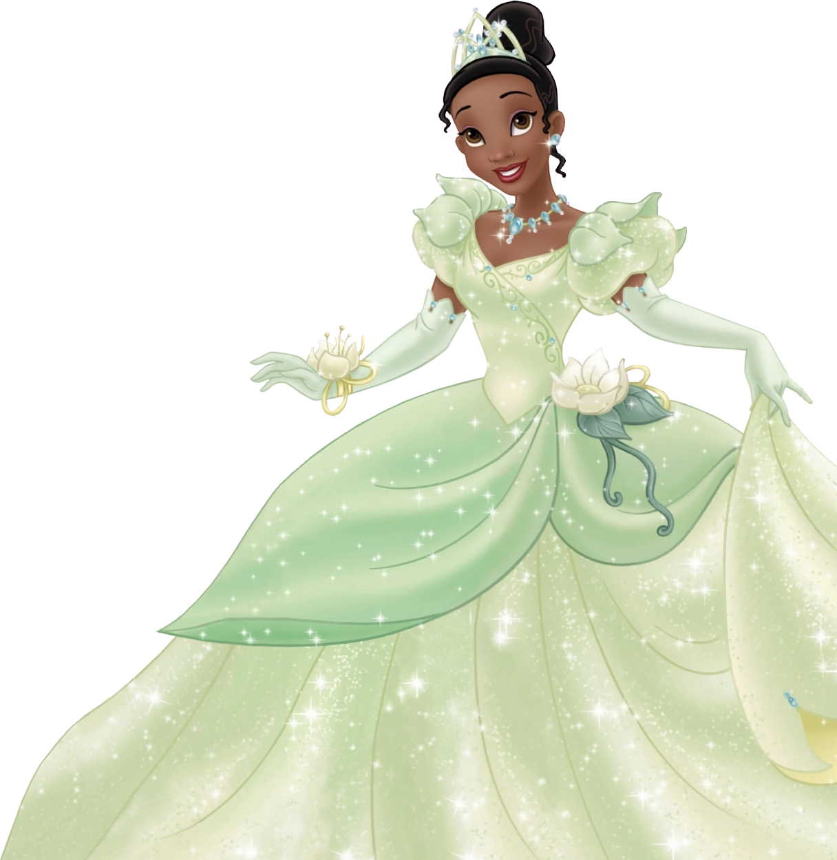 Funky Disney Princess Ball Gown Ornament - Best Evening Gown ...