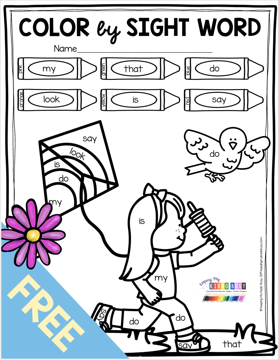 All About Spring Free Activities Reading And Enrichment Keeping My Kiddo Busy Sight Words Kindergarten Kindergarten Sight Word Games Kindergarten Worksheets Sight Words [ 1164 x 902 Pixel ]