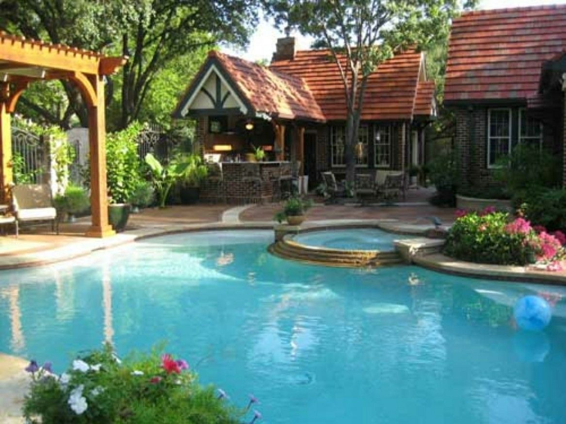 Swimming pools by Carla Smith   Backyard pool, Outdoor ...