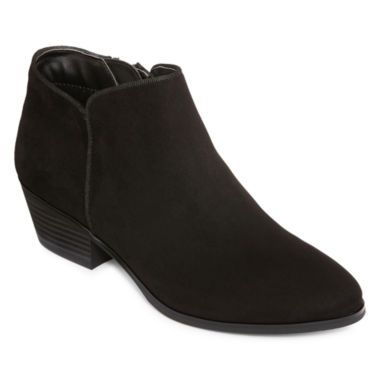 e11398e5f201 St. John s Bay® Lennon Womens Ankle Boots found at  JCPenney - The brown  pair is perfect!