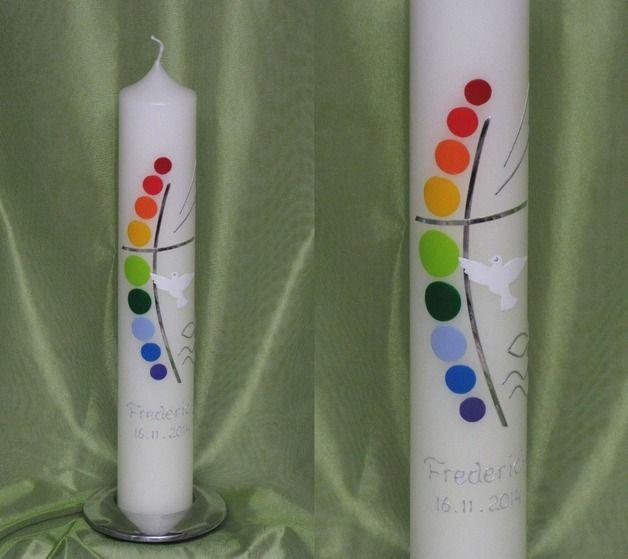 Ritualkerzen Etsy De Kommunionkerze Kommunionskerzen Kerzen Gestalten