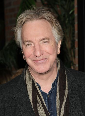 Alan Rickman From Col Brandon To Prof Snape Such A Talented