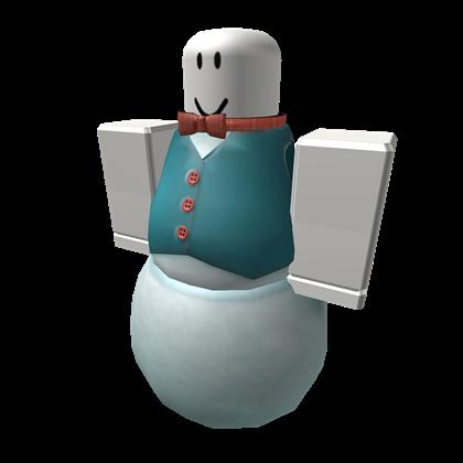 Snow Gentleman Torso Roblox Torso Roblox Gentleman