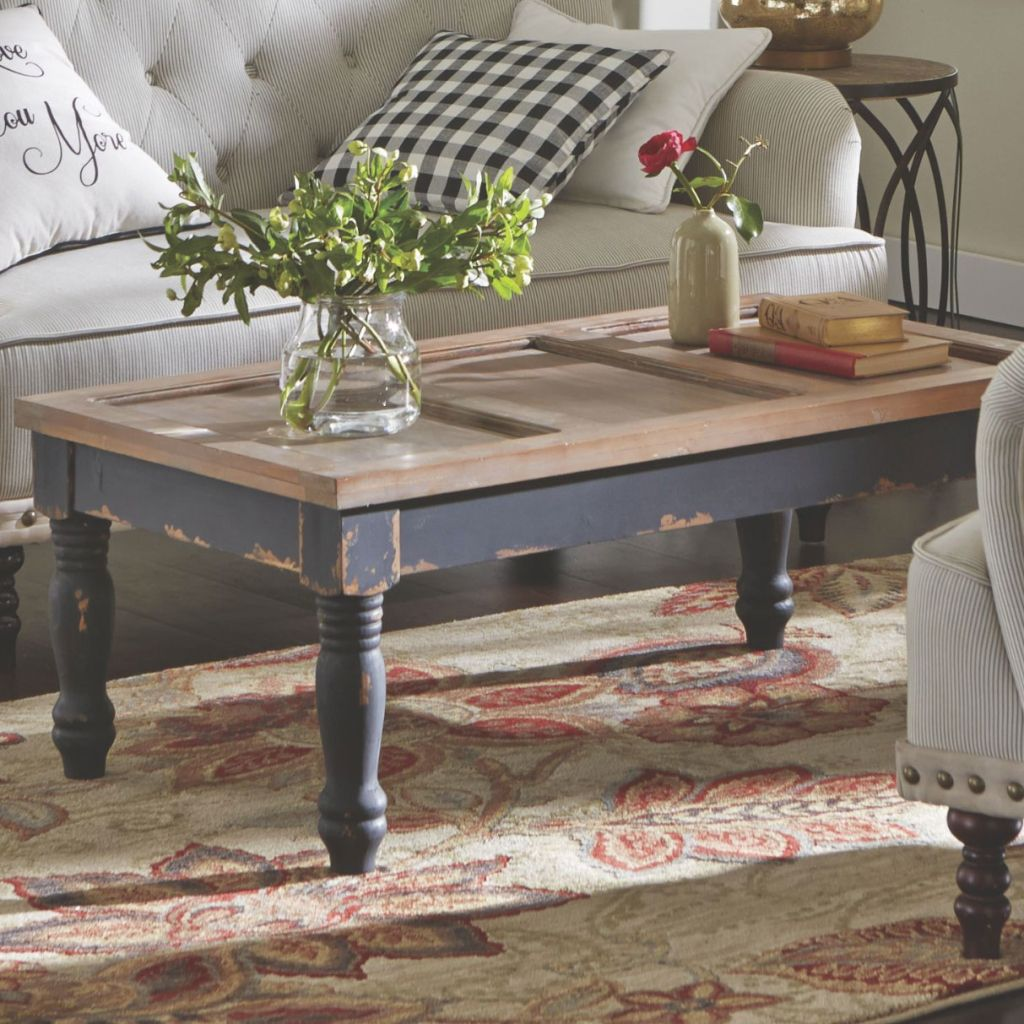 - Designer Looks For Less (With Images) Door Coffee Tables, Coffee