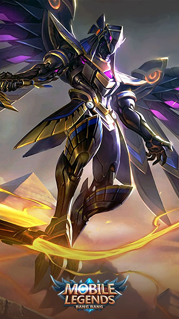 Pin Di Mobile Legends Bang Bang Wallpaper