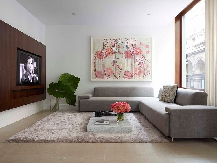Fabulous Flat By West Chin Architect Living Room Colors Living