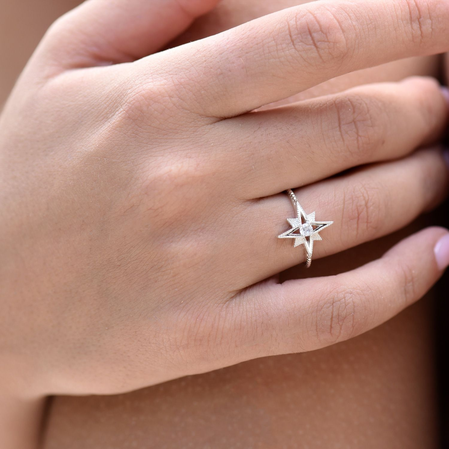 Sunbeam Ring | Zoe and Morgan Rings | Pinterest | Ring and Stone