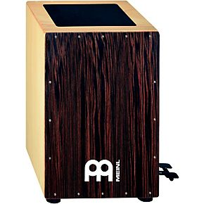 bass cajon with foot pedal and ebony frontplate drums pinterest percussion cajon drum and. Black Bedroom Furniture Sets. Home Design Ideas