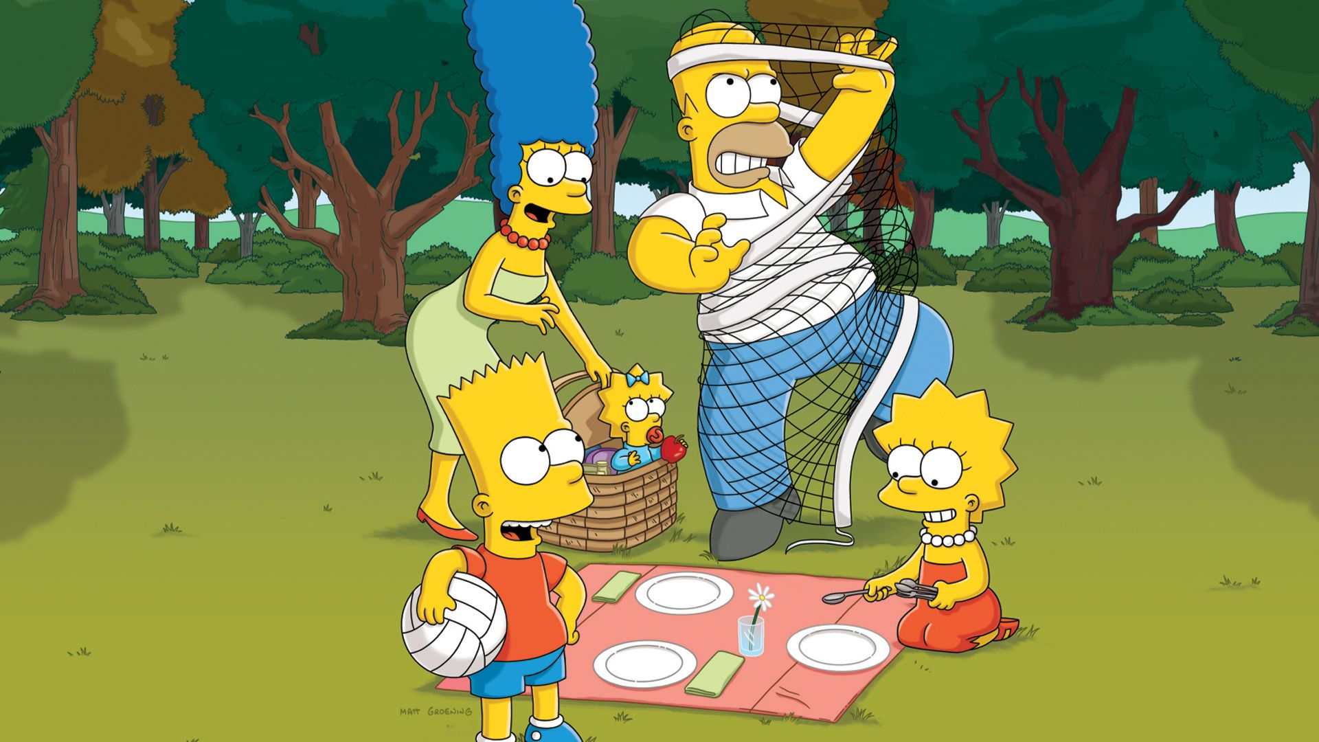 The Simpsons Wallpaper Download