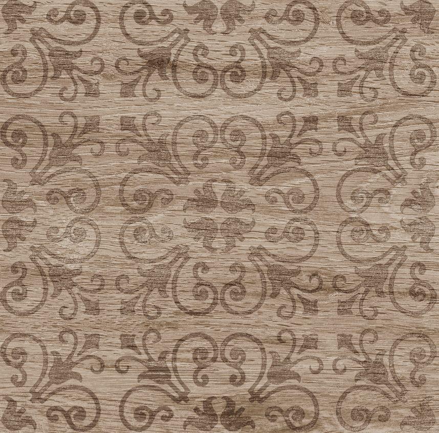 Teca - patterned wood look porcelain tiles.