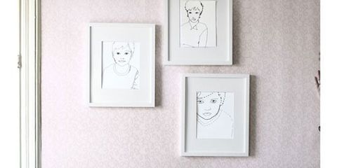 How to Make Embroidered Portraits - Tips for DIY Embroidered Portraits