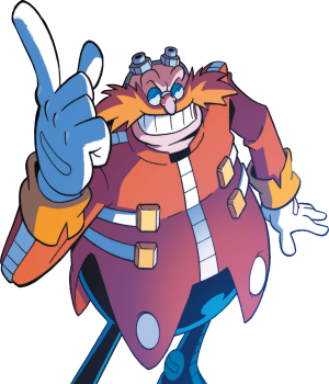 Main Character Index The Restoration Eggman Empire