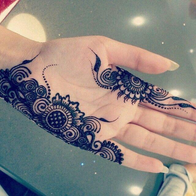 Simple henna | Quotation | Pinterest