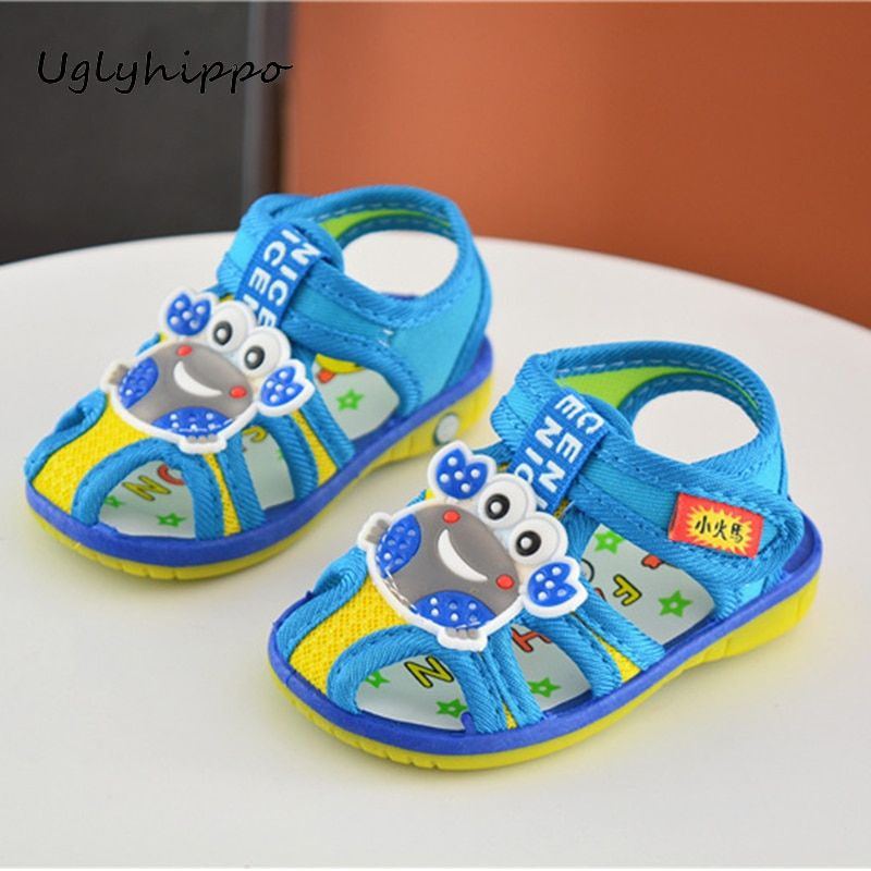 High Quality Cute Sound Shoes For Kids