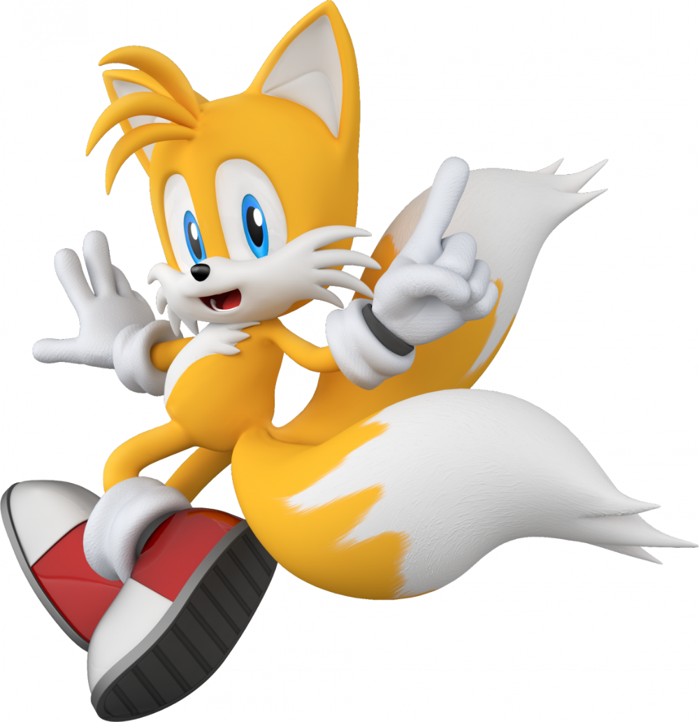 File Sg Modern Tails Png Sonic Retro Sonic Sonic Generations Sonic Birthday