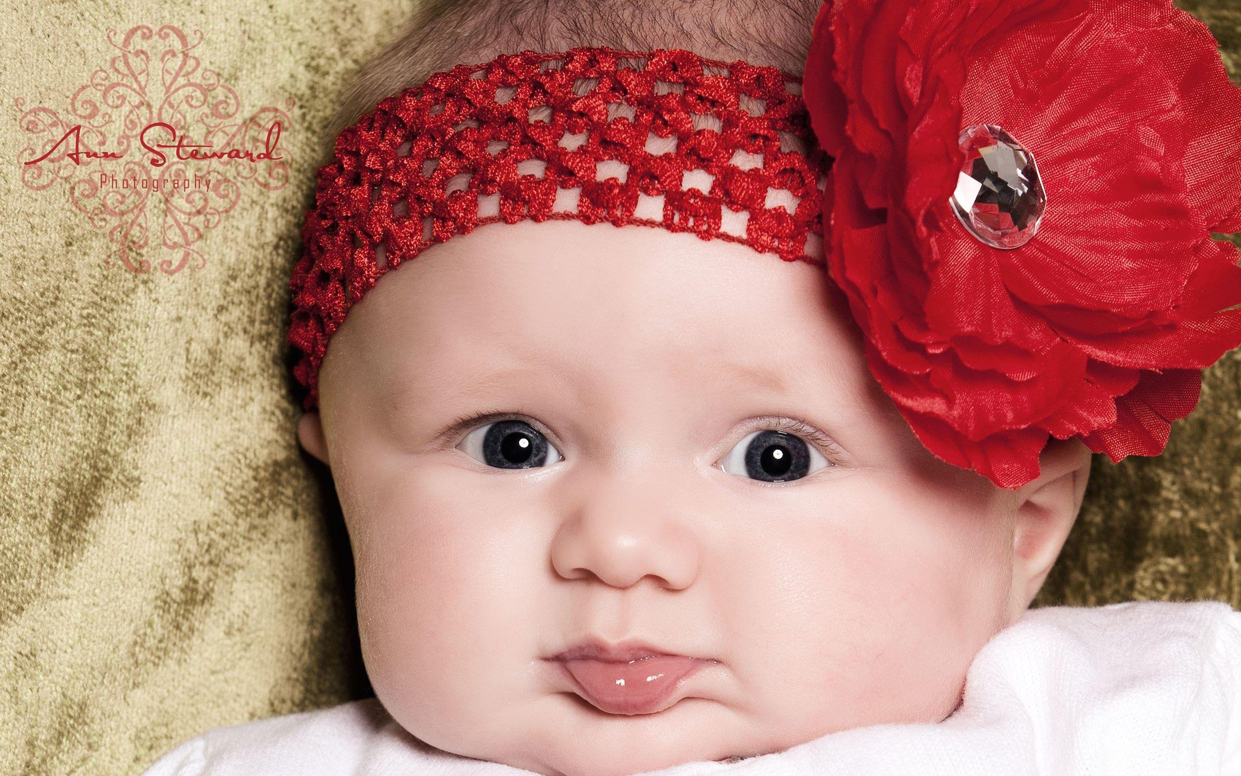 Baby Closeup HD desktop wallpaper Widescreen High Definition