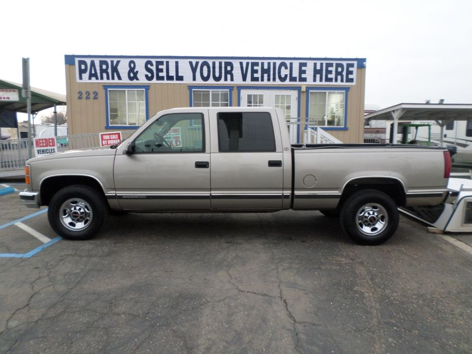 2000 GMC 2500 SLE For Sale by Owner | Trucks | Pinterest | Gmc 2500 ...