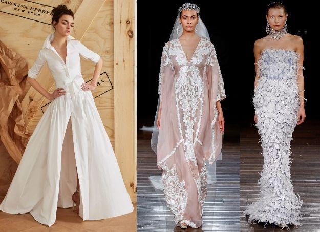 Robe de mariée atypique collection mariage