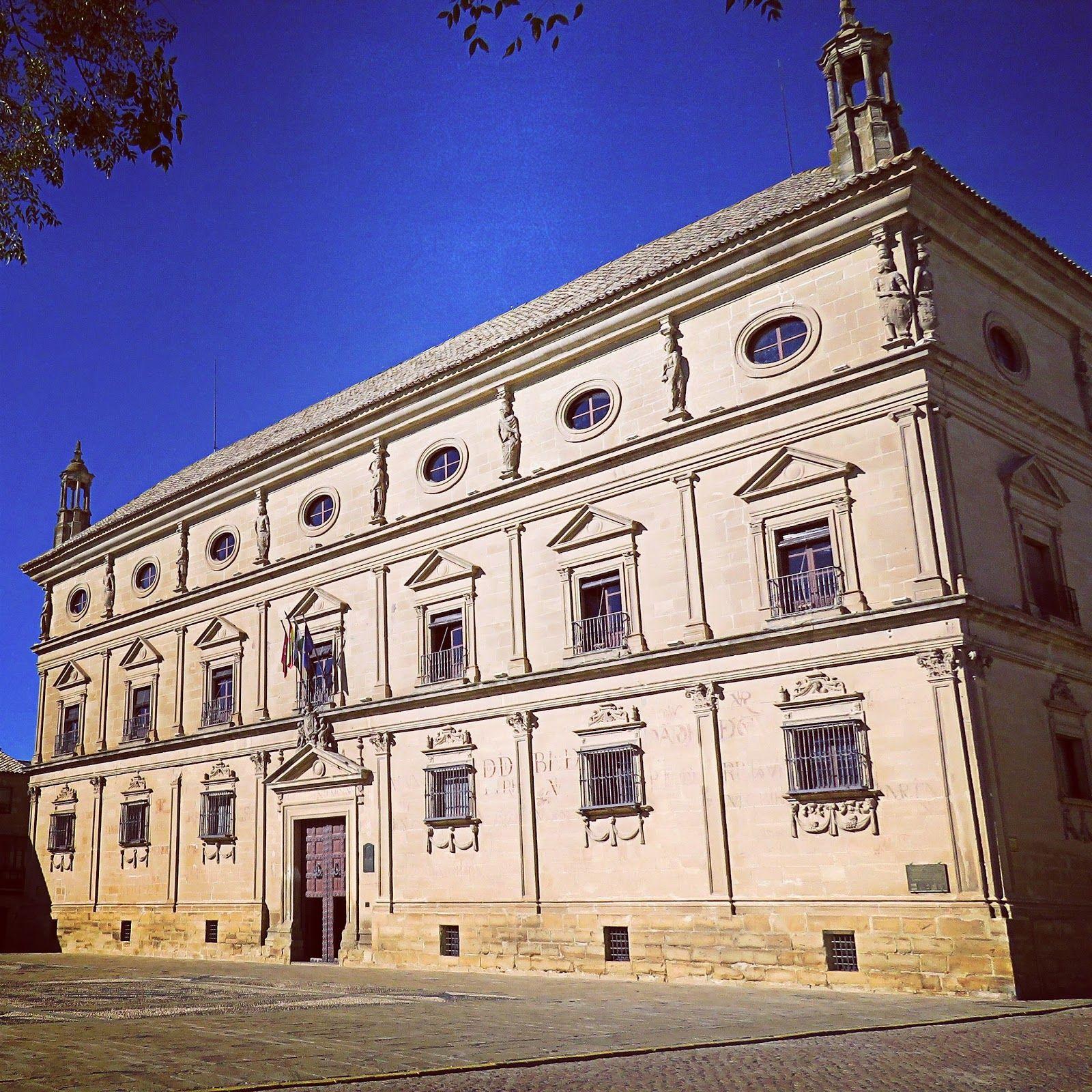 Palacio De Las Cadenas En úbeda 4 Palacios Cadenas