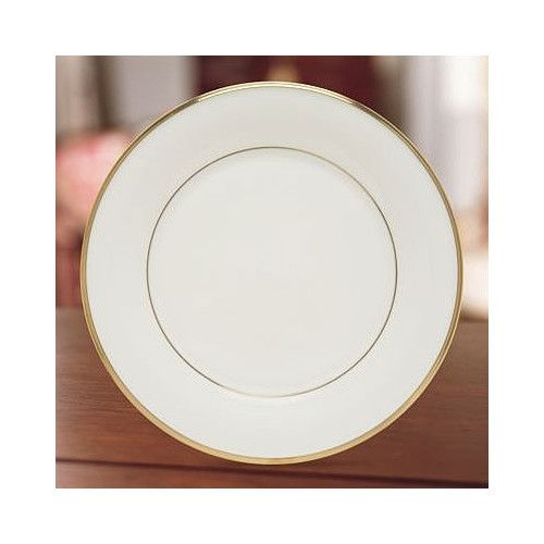 Found it at Wayfair - Eternal White Dinner Plate
