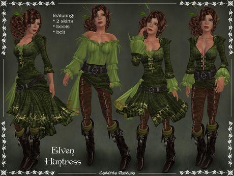 Huntress Costumes | Parties Costume