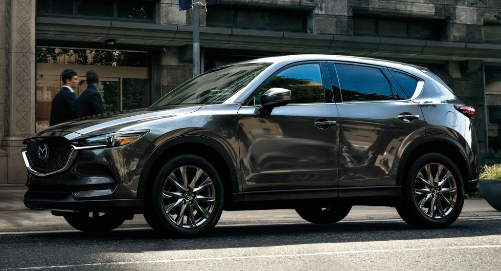 2021 Mazda Cx 5 Gains Larger Touchscreen New Safety Tech And Carbon Edition Carscoops Mazda Mazda Cx5 Subaru Forester