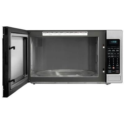 Lg Electronics 2 0 Cu Ft Countertop Microwave In Stainless Steel