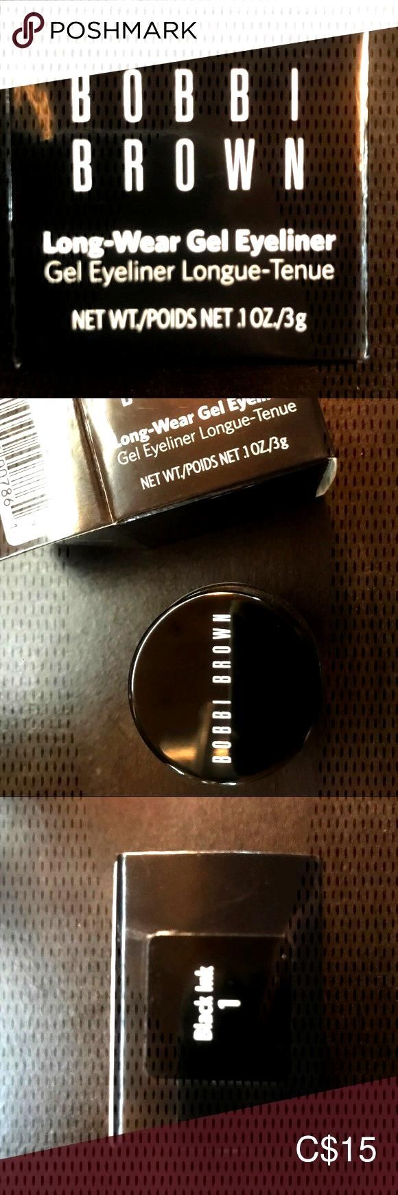 Brown long wear gel liner. Brand new! I had bought a back up of this, but no longer use gel liner.