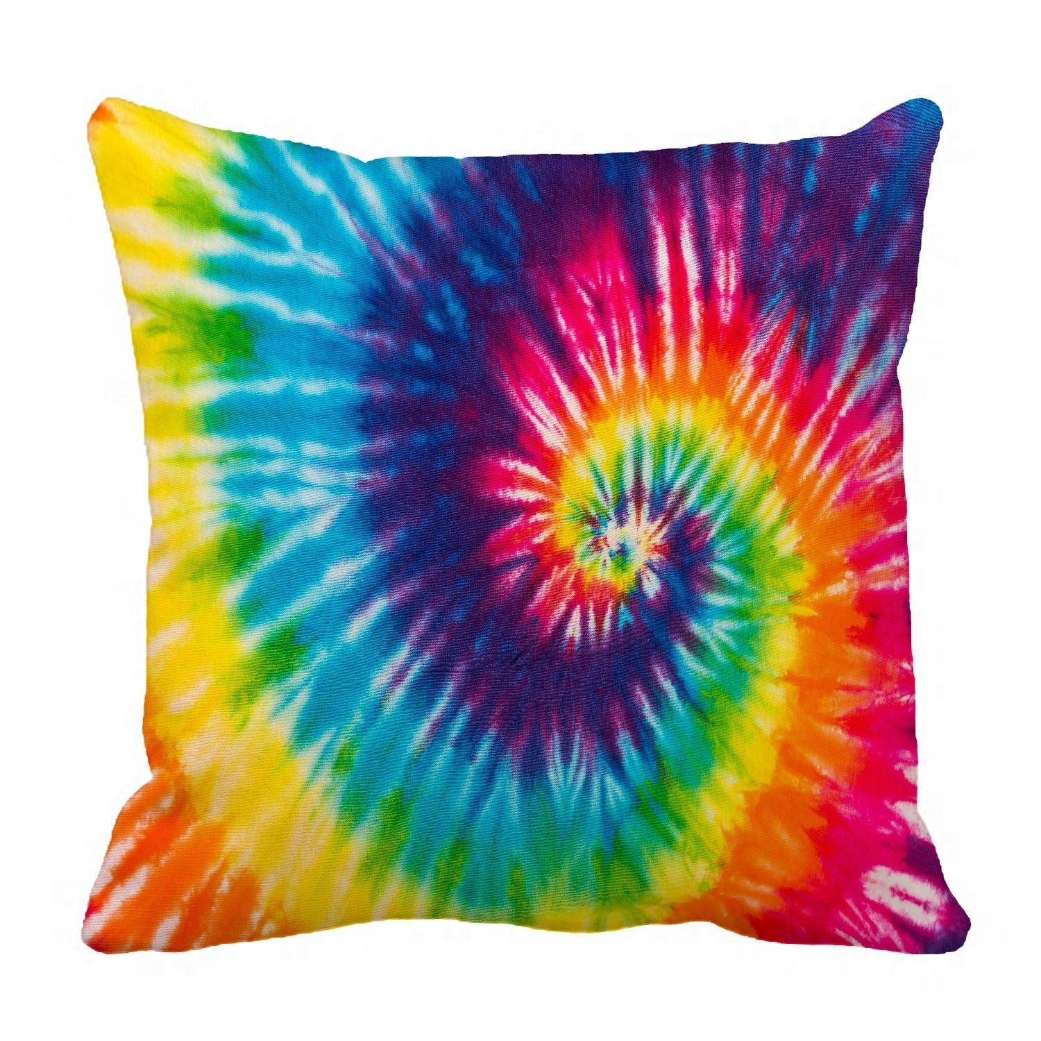 Abstract Swirl Design Tie Dye Pillow?Case?Pillow?Cover?Cushion?Cover