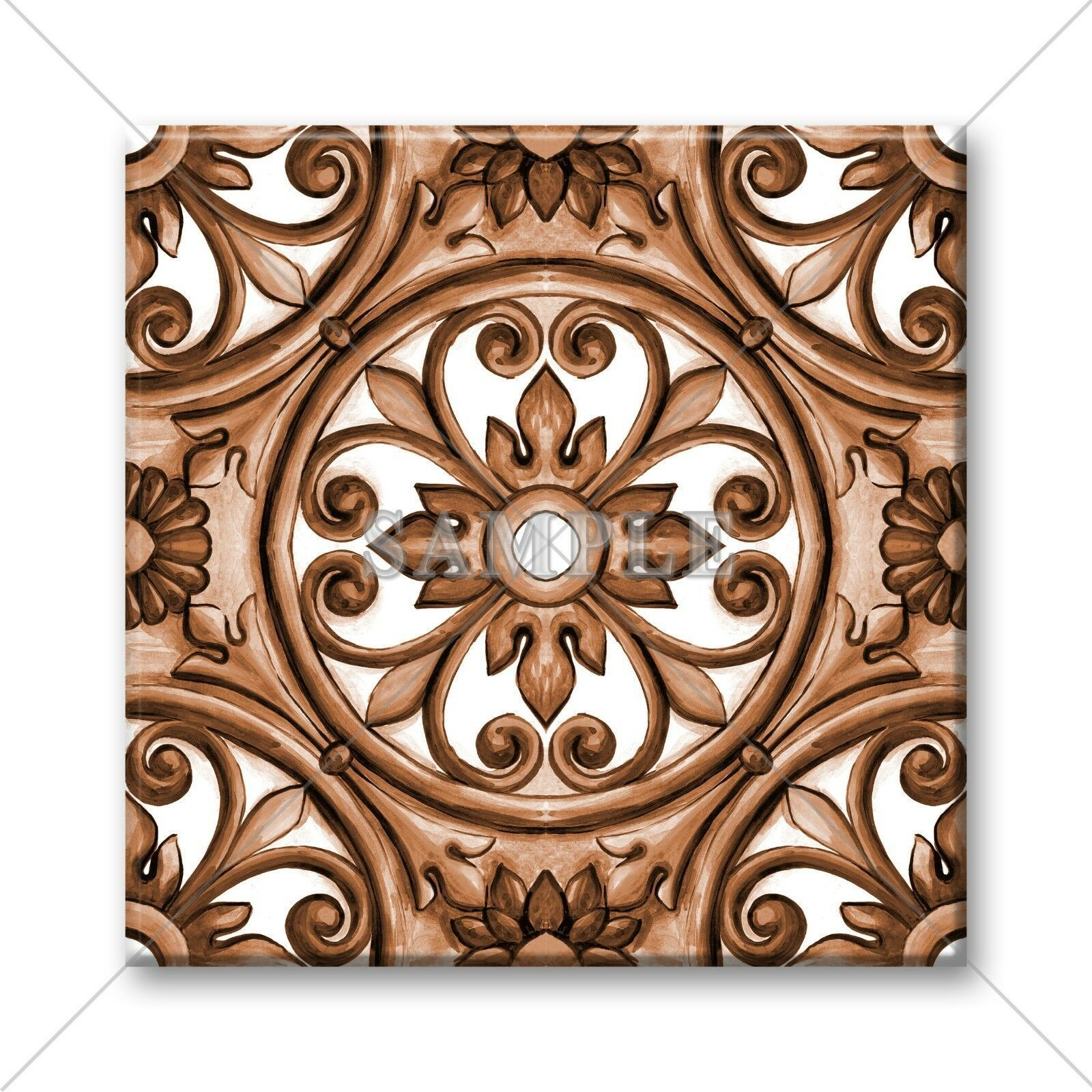 Excellent Photo Ceramics Tile backsplash Thoughts Installing ceramic tile may be tricky. Successful